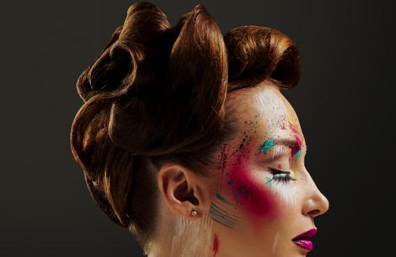 hair artist school